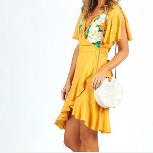 NWT- Cleobella Lilian Dress